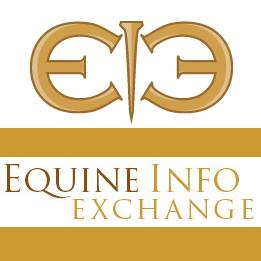 Did you know about the Equine Info Exchange?